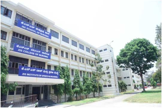 JSS School of Nursing, Mysuru