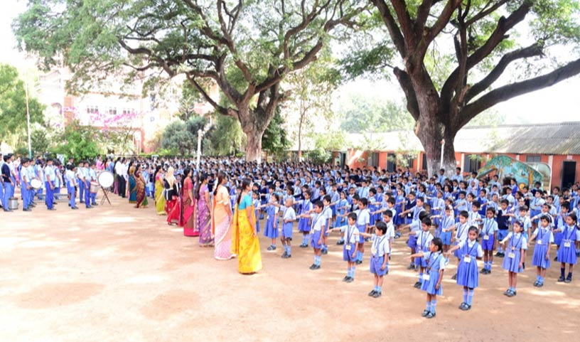 JSS Balajagath Higher Primary