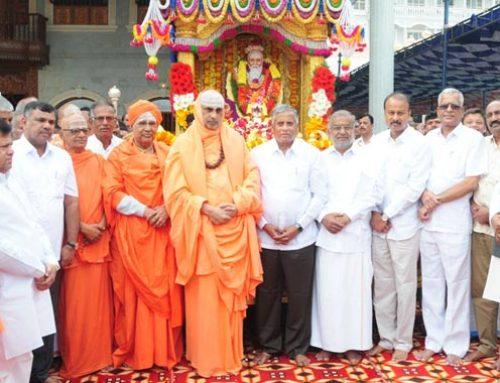 Sri Shivarathreeshwara Shivayogi Mahaswamiji's 1060th Jayanthi Mahotsav celebrations at Suttur