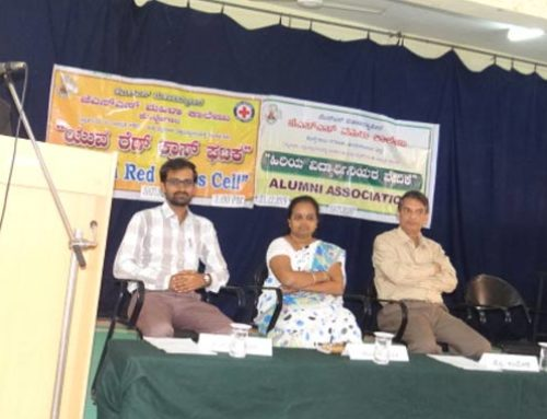 The role of advocates in building a good society is vital – Smt. Nirmala Madhusudan